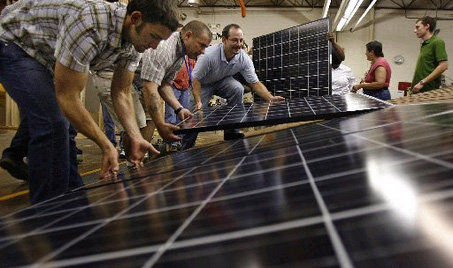 Solar Training Courses Call 504 343 4638 For Information